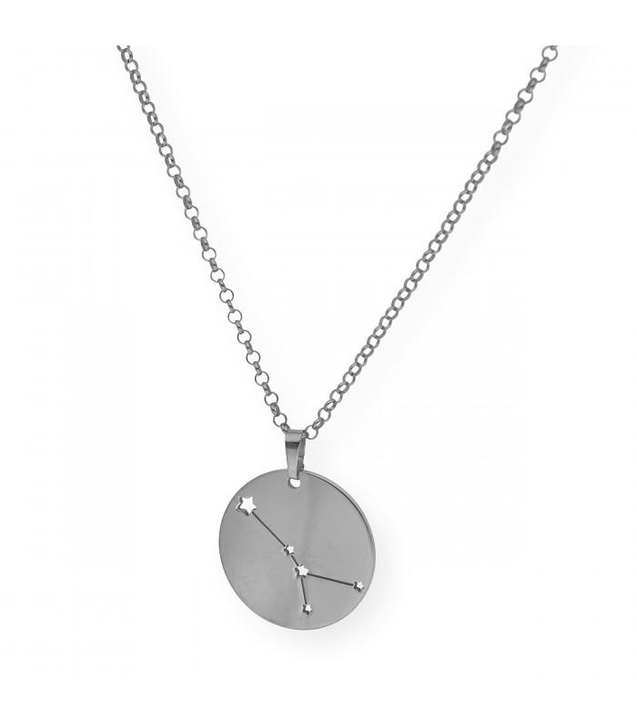 Colgante Love icon en plata de primera ley