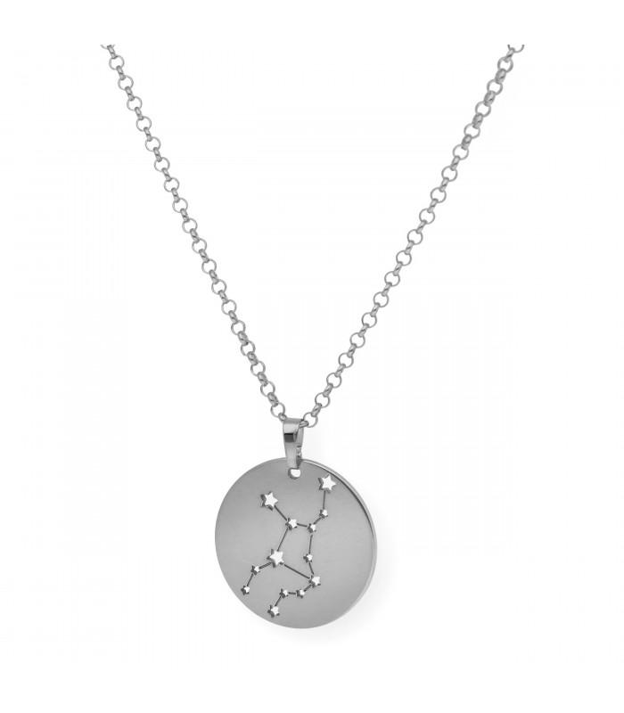 Pulsera ovalada Comunión niño plata regalos silver and steel
