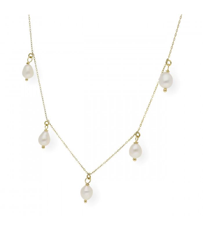 Pulsera Comunión perlas, nácar y plata accesorios de moda online