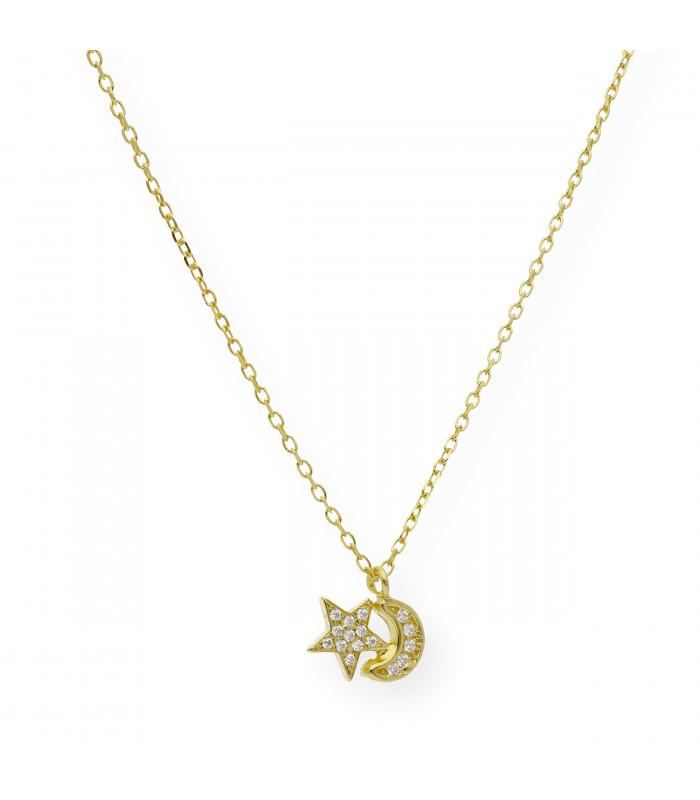 Pendientes de oro blanco con brillantes y coral del pacífico