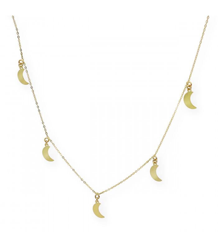 Colgante dos aros de plata con árbol de la vida joyas personalizadas complementos mujer Castellano Joyeros Badajoz