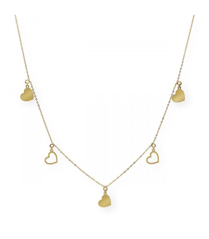 Charm Pandora de plata de ley en forma de corazón con rodolita