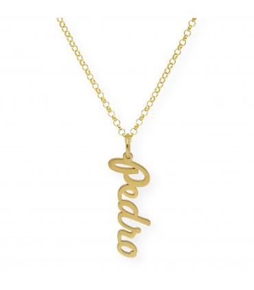 Charm Pandora de plata de ley y oro de hada