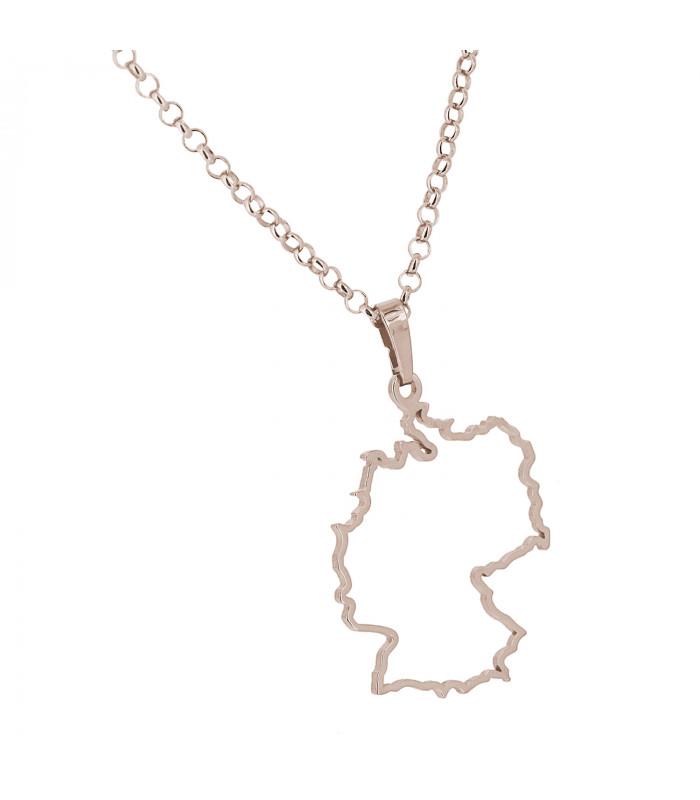 Anillo de plata oro Cruz ajustable