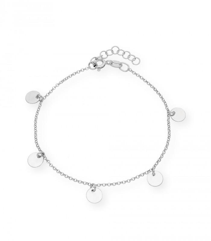 Colgante de corazón de plata accesorios de moda online Silver and steel
