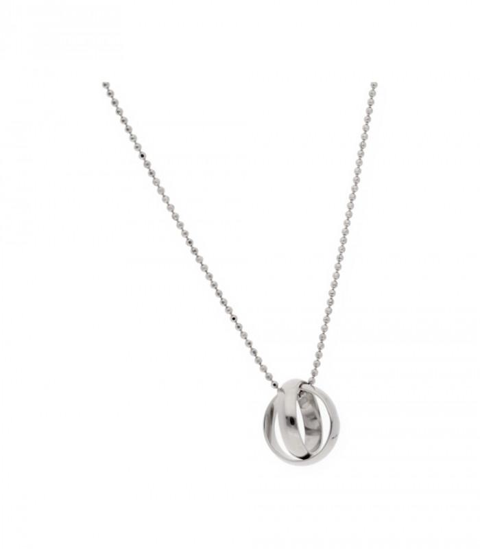 Pulsera cruz horizontal plata accesorios de moda online silver and steel