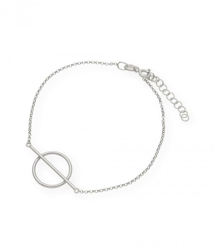 Colgante pluma plata rosa accesorios de moda online silver and steel