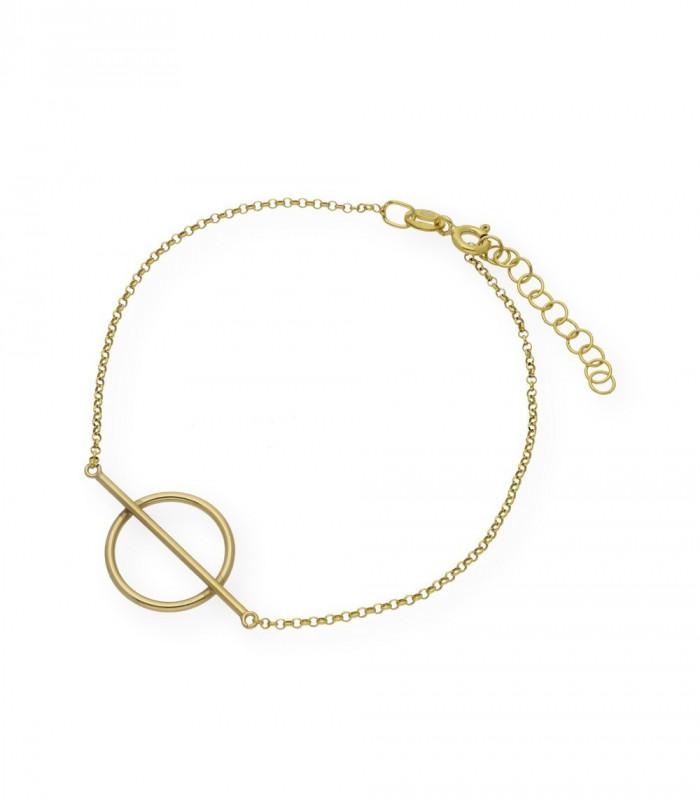 Colgante Triangle plata accesorios de moda online mujer Silver and Steel gargantilla