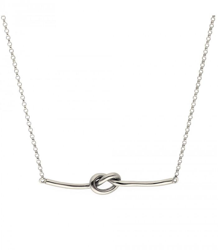 Pendientes pequeños trébol plata accesorios de moda online mujer niña