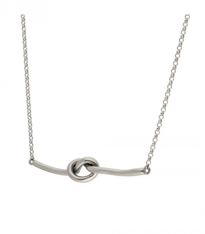 Pendientes pequeños ancla plata accesorios de moda online mujer niña